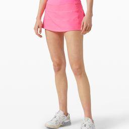 "Pace Rival Skirt (Regular) 4-way Stretch 13"" | Lululemon (US)"