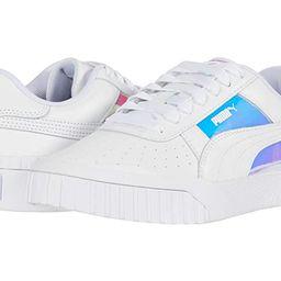 PUMA Cali Glow (PUMA White) Women's Shoes | Zappos
