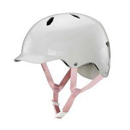 Bern Bandita Helmet Satin Light Grey ML | Walmart (US)