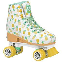 Roller Derby Elite Candi Girl Lucy Adjustable Girls Roller Skates, White | Kohl's