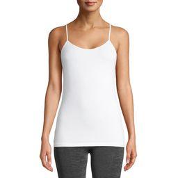 Time and Tru Women's Adjustable Strap Cami | Walmart (US)