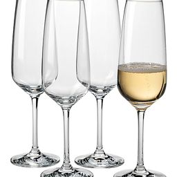 Villeroy & Boch Wine Glasses - Champagne Flute - Set of Four | Zulily