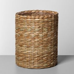 Seagrass Woven Wastebasket - Hearth & Hand with Magnolia | Target