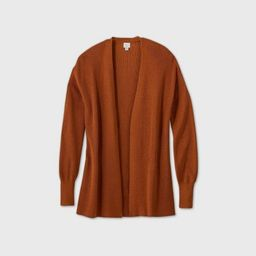 Women's Essential Open-Front Cardigan - A New Day™   Target