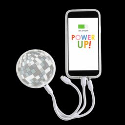 Packed Party Disco Fever Phone Charger | Walmart (US)