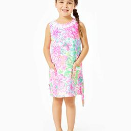Girls Little Lilly Classic Shift Dress | Lilly Pulitzer