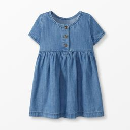Easy Chambray Dress | Hanna Andersson