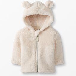 Fleece Bear Jacket | Hanna Andersson