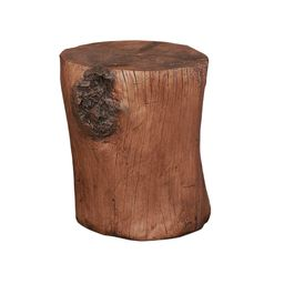 Killian Faux Wood Accent Stool - Powell Company | Target
