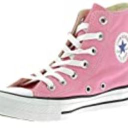 Chuck Taylor All Star Canvas High Top, Pink, 4   Amazon (US)