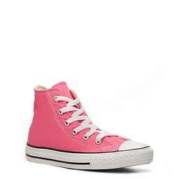 Converse Chuck Taylor All Star High-Top Sneaker - Kids' - Girl's - Pink   DSW