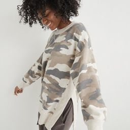 Aerie Good Vibes Oversized Sweatshirt | American Eagle Outfitters (US & CA)