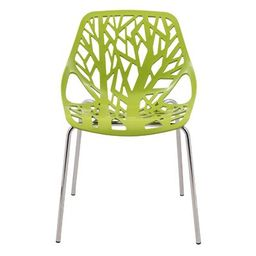 Wade Logan Eatontown Dining Chair Colour: Green   Wayfair North America