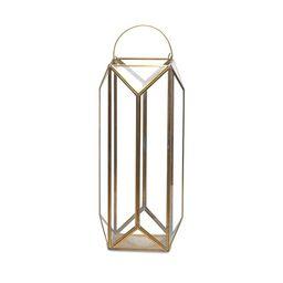 Buy Nkuku Ndiki Lantern - Large | AMARA | Amara (UK)