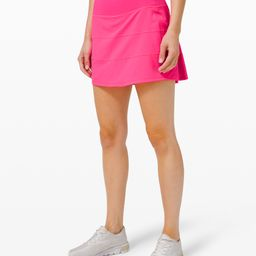 """Pace Rival Skirt (Tall) 4-way Stretch 15""""   Lululemon (US)"""