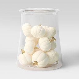 15pc Pumpkin Vase Filler White - Opalhouse | Target