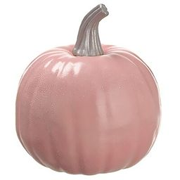 """10""""Hx9""""W Artificial Weighted Pumpkin -Pink (Pack Of 4) The Holiday Aisle®   Wayfair North America"""
