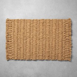 Oversized Braided Coir Doormat - Hearth & Hand with Magnolia | Target