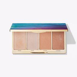 skin twinkle lighting palette vol. II   tarte cosmetics