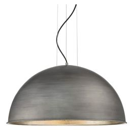 """Savoy House 7-5014-3 Sommerton 3 Light 24"""" Wide Pendant Rubbed Zinc with Silver Leaf Indoor Lighting   Build.com, Inc."""