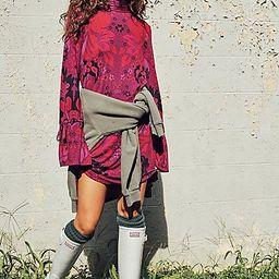Among The Wildflowers Mini Dress | Free People (US)