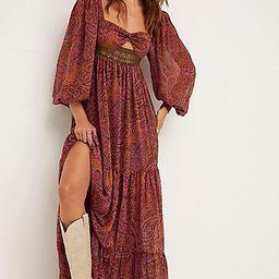 Folklore Maxi Dress | Free People (US)