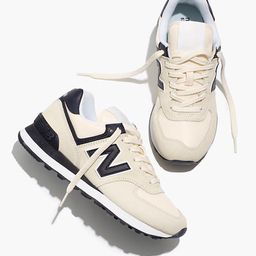 New Balance® Leather 574 Sneakers | Madewell