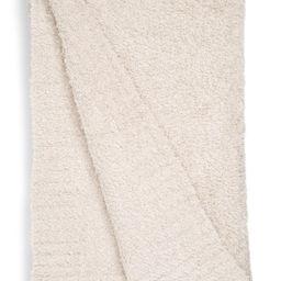 Barefoot Dreams Cozychic(TM) Throw Blanket, Size One Size - Beige   Nordstrom