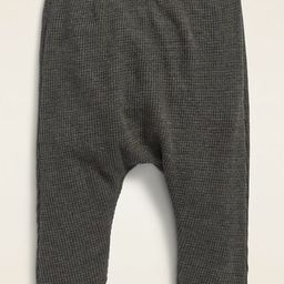Unisex Thermal U-Shaped Pants for Baby | Old Navy (US)