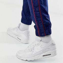 Nike Air Max 90 essential sneakers in white | ASOS (Global)