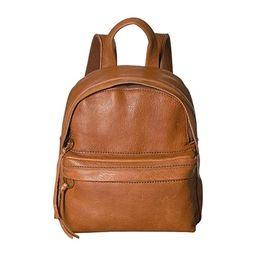 Madewell Mini Lorimer Backpack (English Saddle) Backpack Bags   Zappos