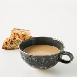 Old Havana Mugs, Set of 4 By Anthropologie in Grey Size S/4 mug/cu | Anthropologie (US)
