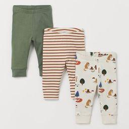 Khaki green/forest animals   H&M (US)