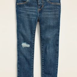 Ballerina Built-In Tough Distressed Skinny Jeans for Toddler Girls   Old Navy (US)