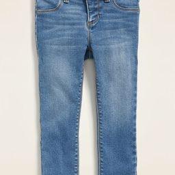 Built-In Warm Light-Wash Skinny Jeans for Toddler Girls   Old Navy (US)