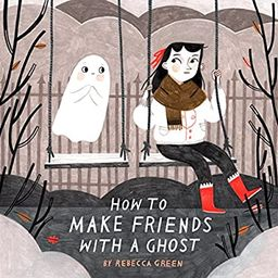 How to Make Friends with a Ghost   Amazon (US)