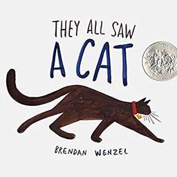 They All Saw A Cat (Cat Books for Kids, Beginning Reading Books, Preschool Prep Books)   Amazon (US)