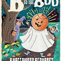 B Is for Boo: A Halloween Alphabet (BabyLit) | Amazon (US)