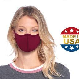 Adult Cotton Blend 3D Face Mask Filter Pocket Washable | Etsy | Etsy (US)