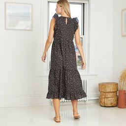 Women's Ruffle Sleeveless Tiered Dress - Universal Thread™ | Target