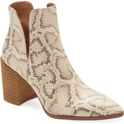 Kaylah Pointed Toe Bootie   Nordstrom