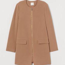 Short coat | H&M (UK, IE, MY, IN, SG, PH, TW, HK)