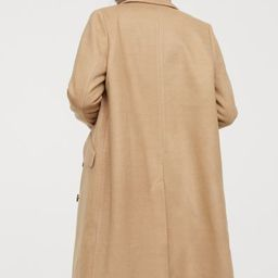 Double-breasted coat | H&M (UK, IE, MY, IN, SG, PH, TW, HK)