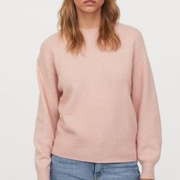Fine-knit jumper   H&M (UK, IE, MY, IN, SG, PH, TW, HK, KR)