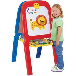Crayola 3-in-1 Double Easel with Magnetic Letters   Walmart (US)