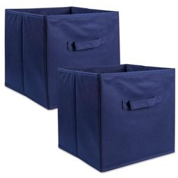 DII Fabric Storage Bins for Nursery, Offices, & Home Organization, Containers Are Made To Fit Standa   Walmart (US)