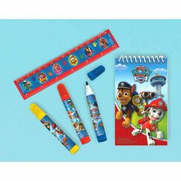 Paw Patrol Stationery Set - Packaged Favors   Walmart (US)