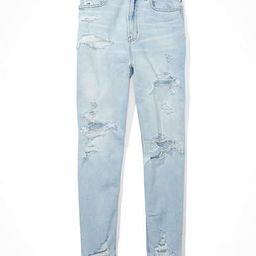 AE Highest Waist Stretch Mom Jean   American Eagle Outfitters (US & CA)