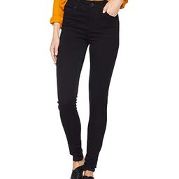 KUT from the Kloth Mia High-Waisted Skinny Jeans in Black (Black) Women's Jeans   Zappos