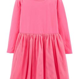 Tutu Jersey Dress | Carter's